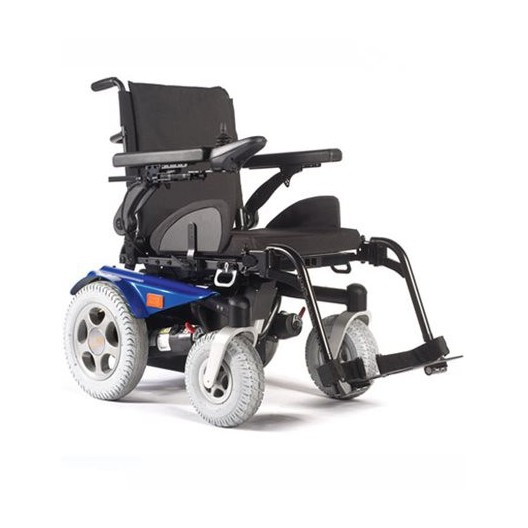 silla de ruedas electrica sunrise f35