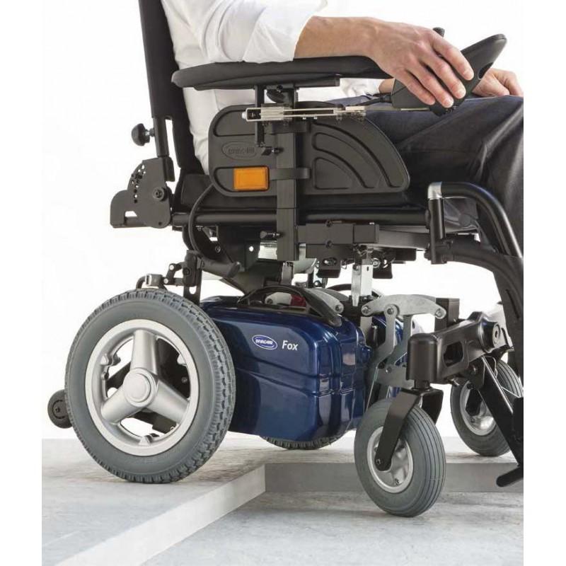 sillas de ruedas electricas fox