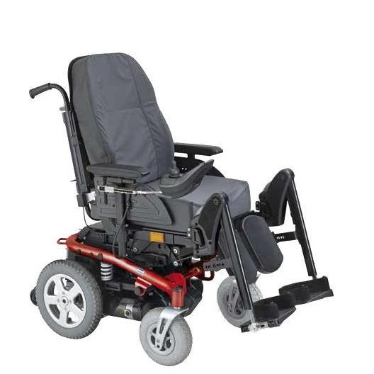 Silla de ruedas electrónica Bora Plus