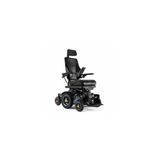 Silla de ruedas eléctrica Permobil M5 Corpus